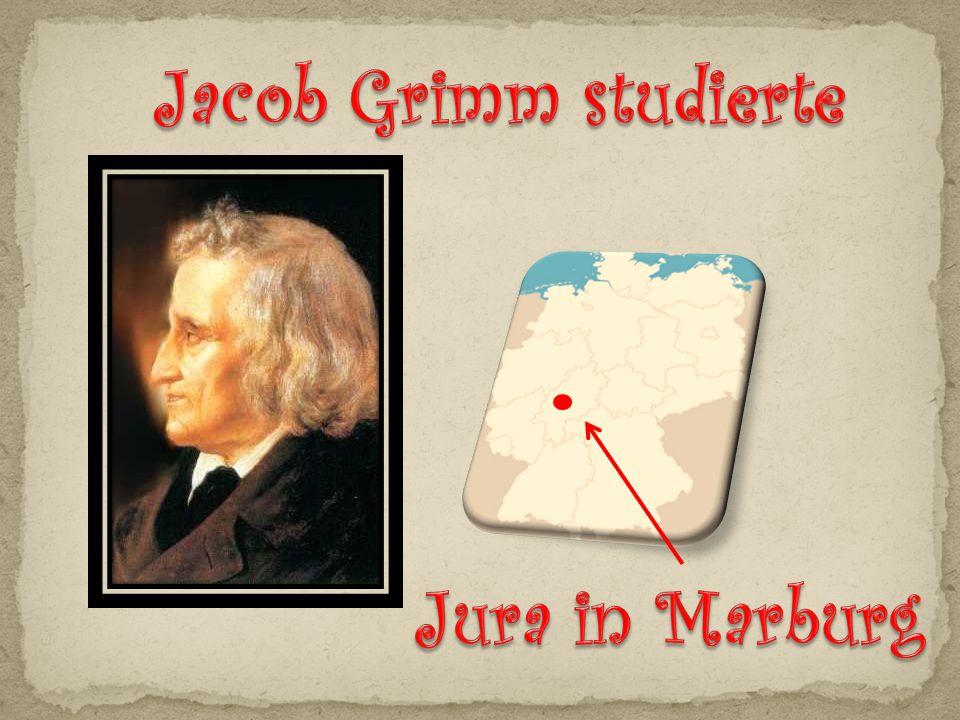Die Brüder Grimm waren ❏ zwei Brüder ❏ drei Brüder Sie lebten ❏ im 18.