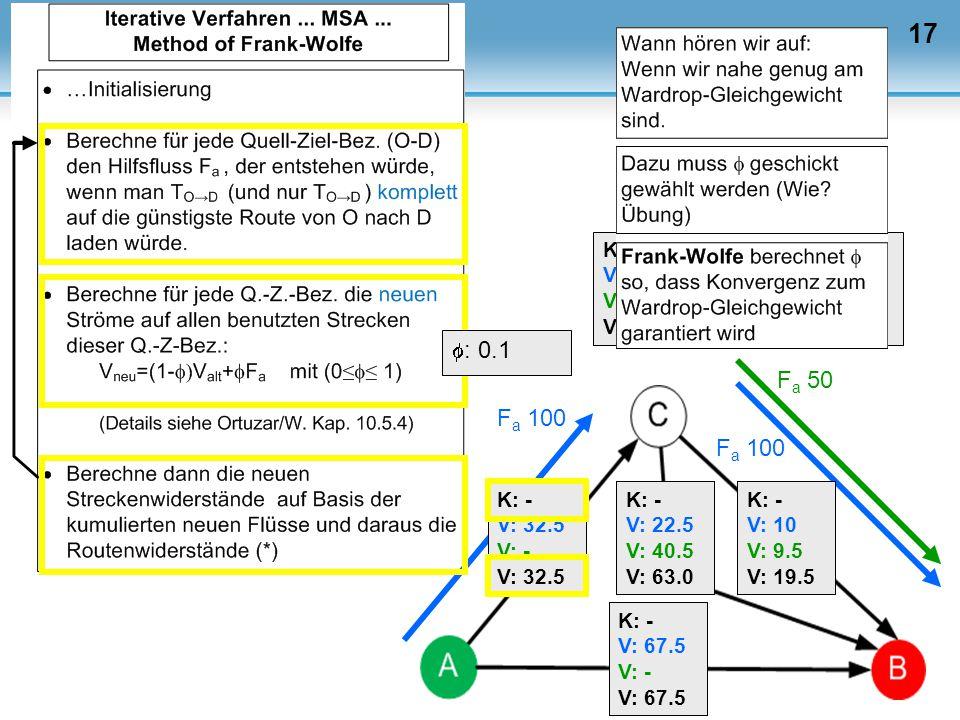 17 A->B: 100 C->B: 50 F a 100 F a 50 K: 2V V: 50 V: - V: 50 K: V V: 50 V: - V: 50 K: V V: ? V: 50 K: V V: ? V: 50 K: 25 V: 25 V: - V: 25 K: 150 V: 75