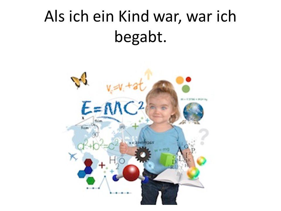 Als ich in der Deutschklasse war, hatte ich Frau Lindsay als Lehrerin. Sie war so streng!