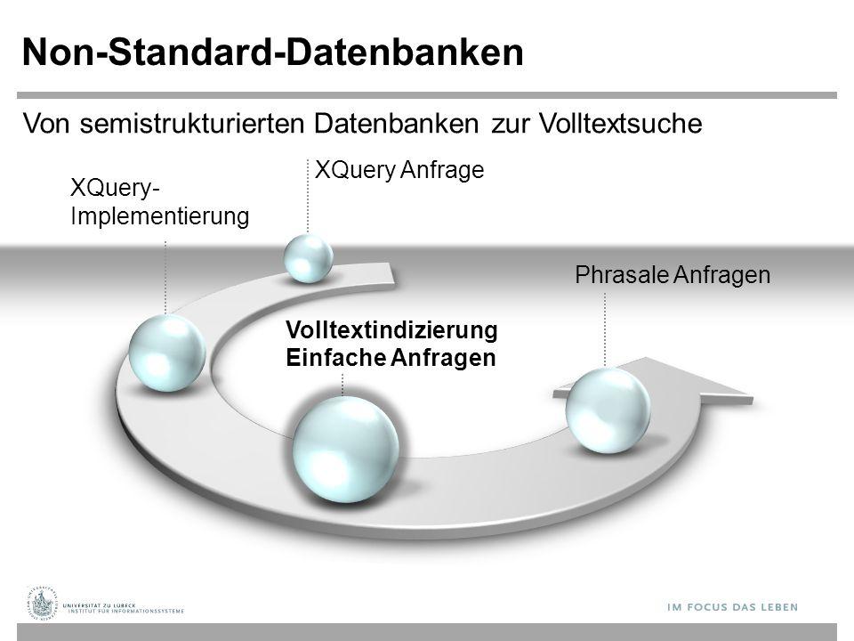 Temporale, räumliche und multimodale Datenbanken Sequenzdatenbanken Ausblick 44