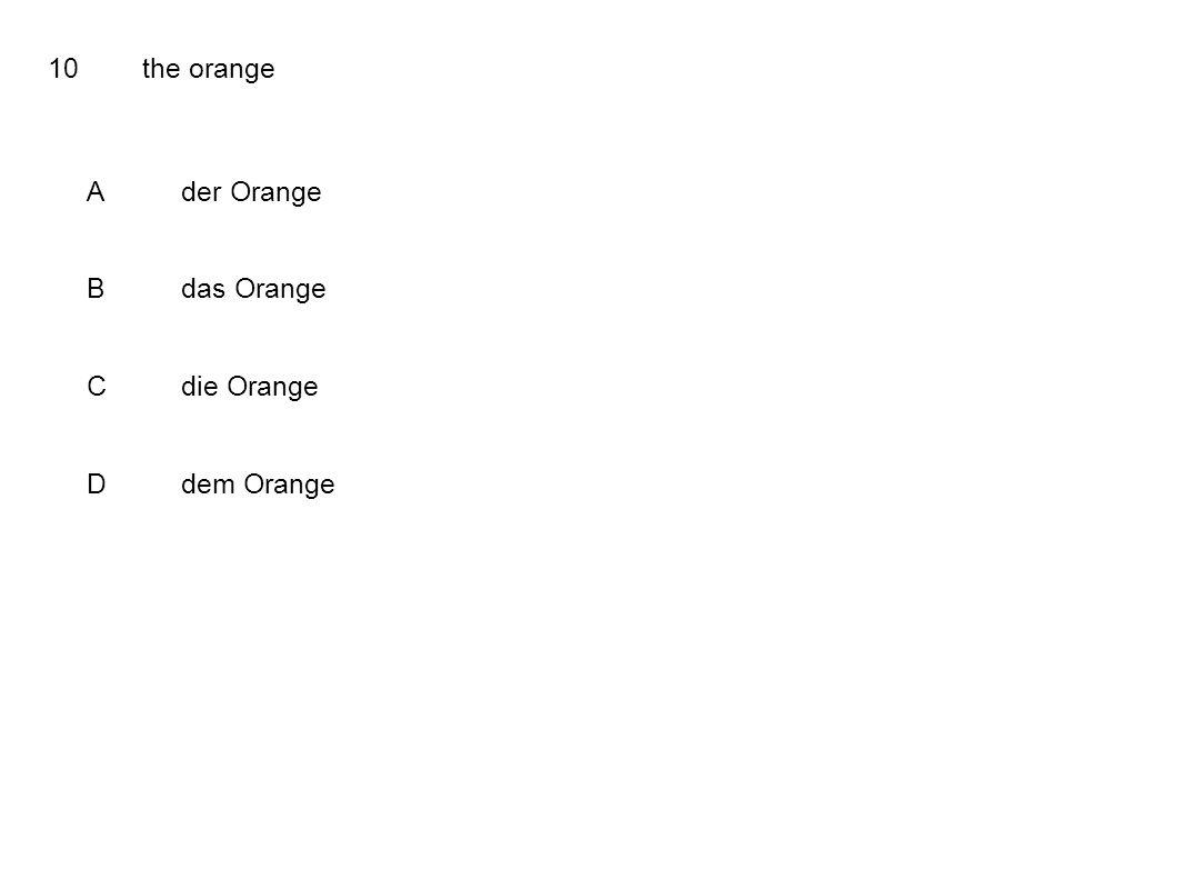10the orange Ader Orange Bdas Orange Cdie Orange Ddem Orange
