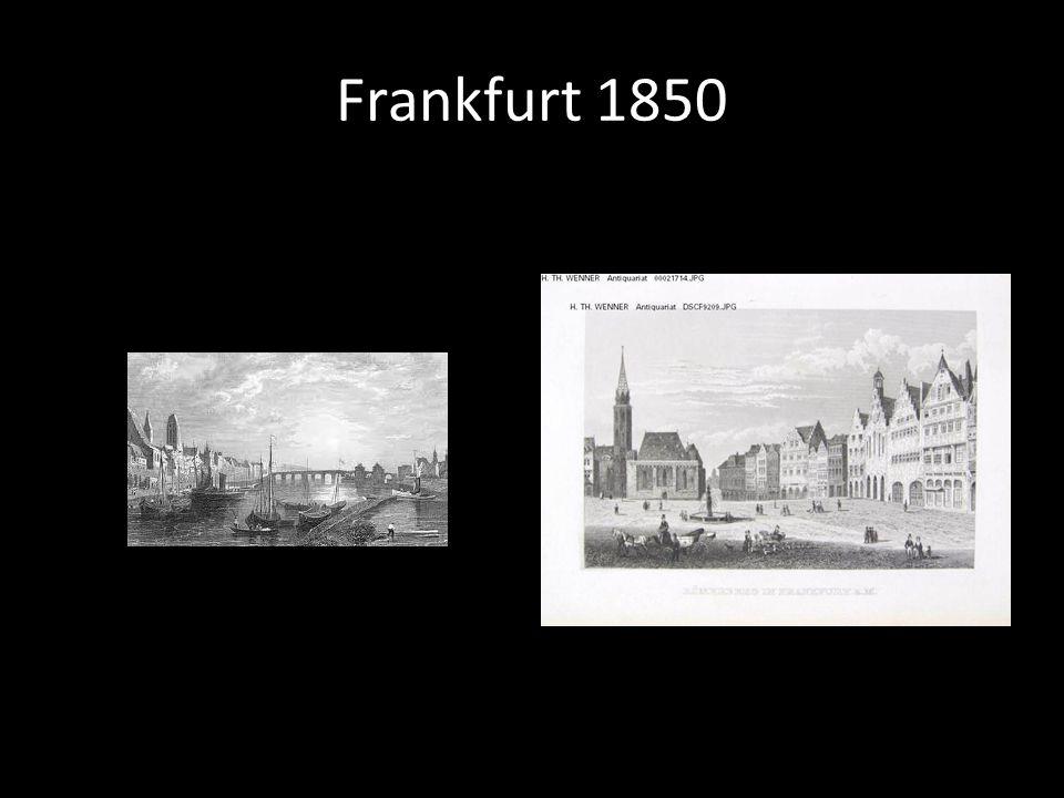 Frankfurt 1850