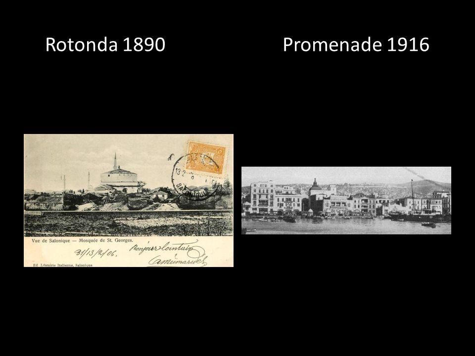 Rotonda 1890 Promenade 1916