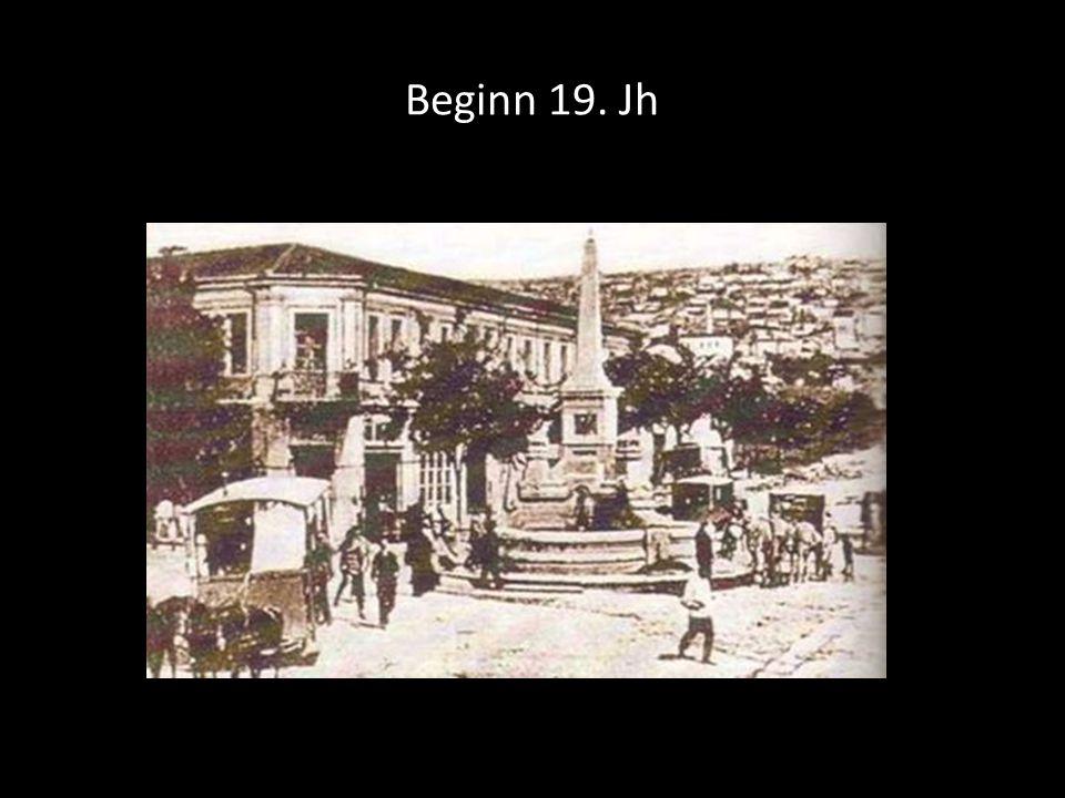 Beginn 19. Jh