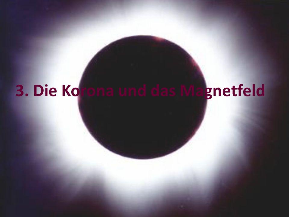 3. Die Korona und das Magnetfeld