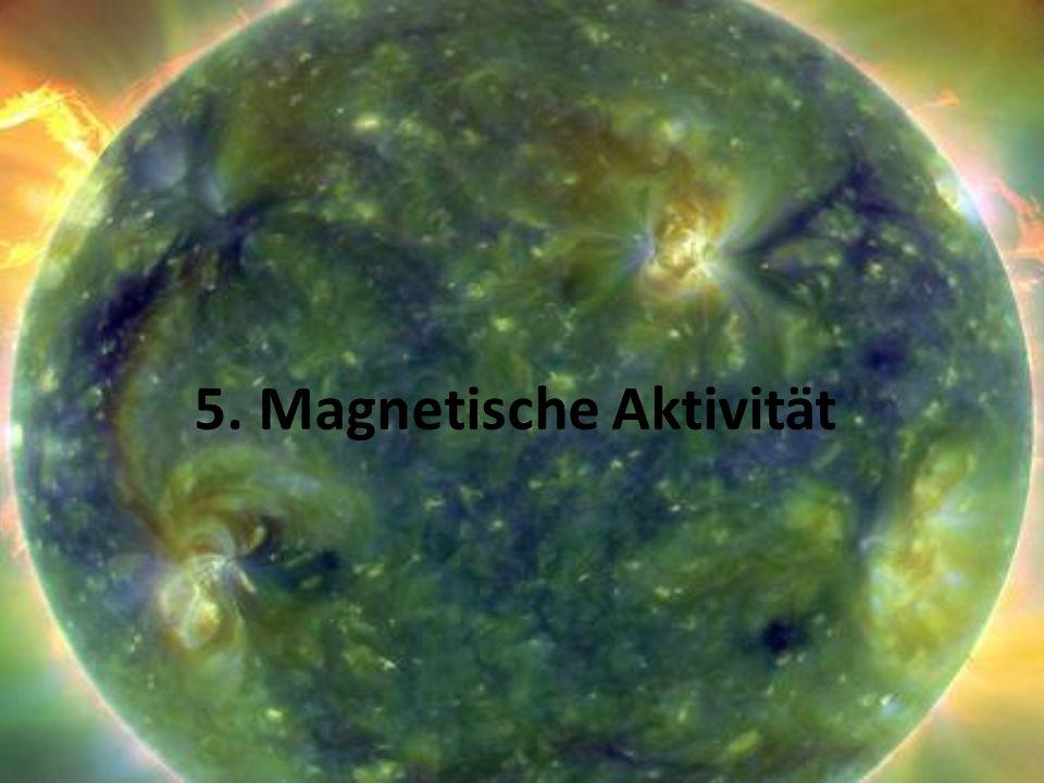 5. Magnetische Aktivität