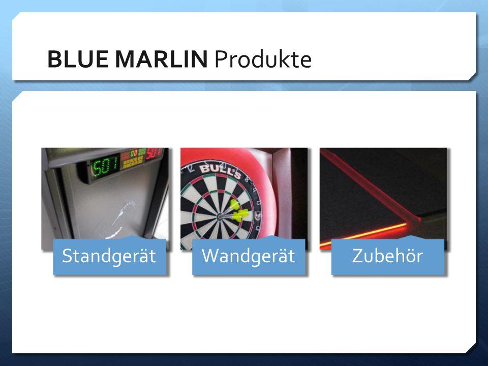 BLUE MARLIN Produkte StandgerätWandgerätZubehör