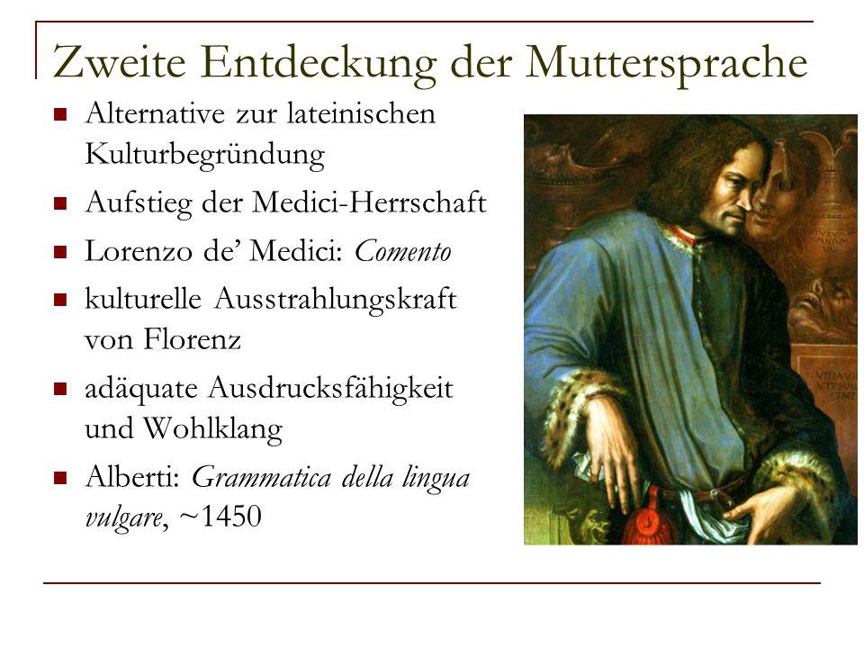 Aristoteles: Poetik Gerhard Regn: Mimesis und autoreferentieller Diskurs, 1987: In der Geschichte der italienischen Renaissancepoetik stellt die Wiederentdeckung der 'Poetik' des Aristoteles das schlechthin herausragende Ereignis dar.