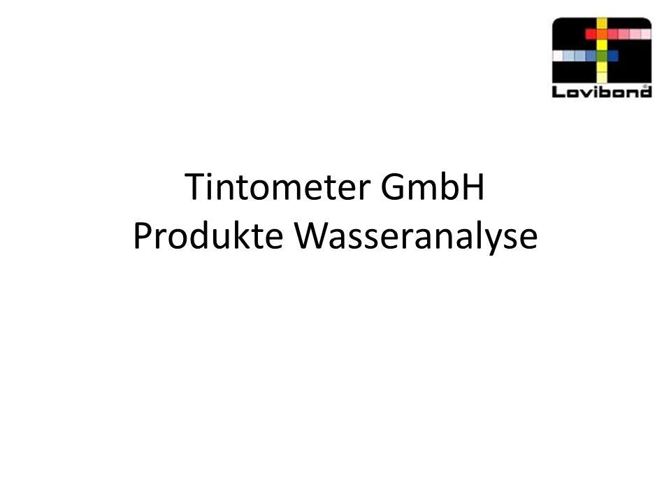 © Tintometer GmbH 22 Lovibond Küvettentest  Vorbereitete Reagenzküvetten  Gemäß internationale Standards  16 mm Küvetten  Für viele Photometer geeignet  CSB, Stickstoff, Phosphat, etc.