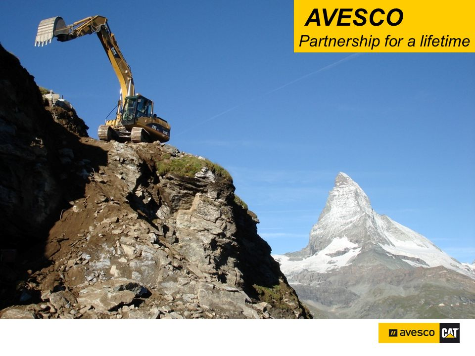 AVESCO Partnership for a lifetime