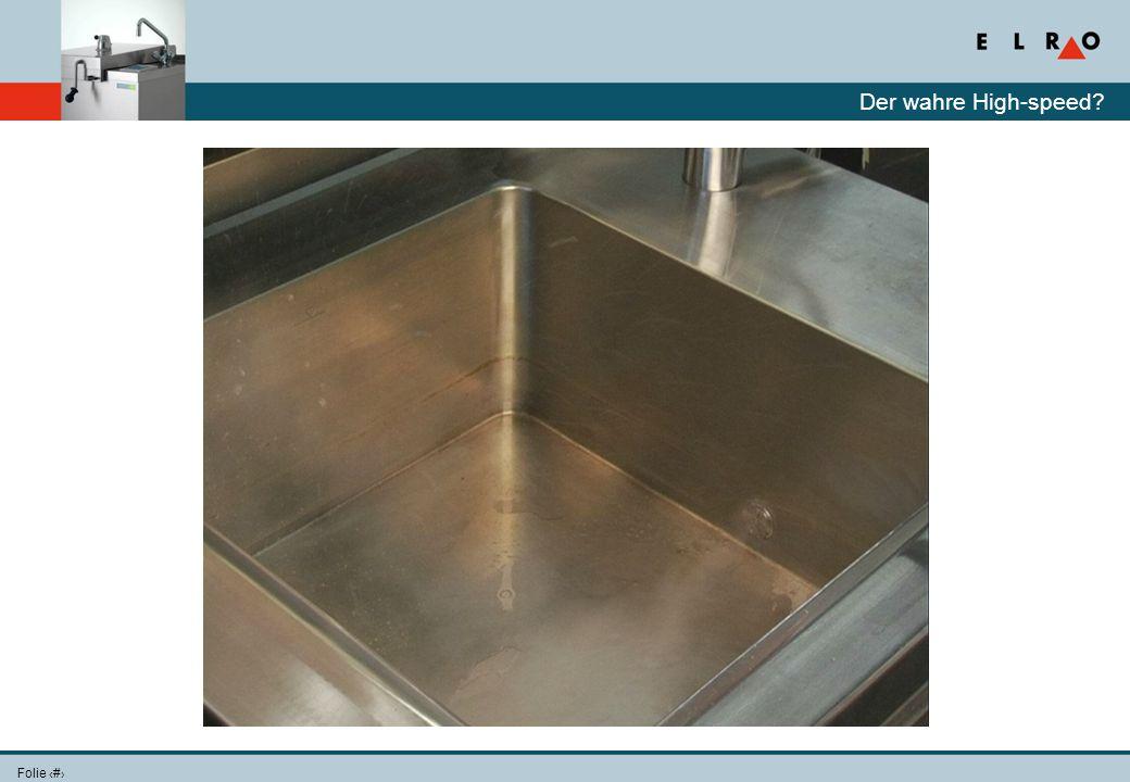 Folie 10 Serie 2300: Wirtschaftlichkeit ELRO High-speed -Direkte Dampfeinspritzung in den Garraum -Produktionsleistung in Sekundenschnelle verfügbar (Kombidämpfer = durchschnittlich 3-4 Minuten) -Wesentlich ökologischer und ökonomischer als Kombidämpfer -deutlicher kleinere Anschlusswerte -wesentlich geringerer Wasserverbrauch - kurze Garzeiten, Produktion in Chargen -Anschluss an Druckgarbraisièren und Druckkochapparate -ein ELRO High-speed für 2 Apparate -ein Apparat Master / ein Apparat Slave -Leistung für einen Apparat, abwechslungsweise verfügbar