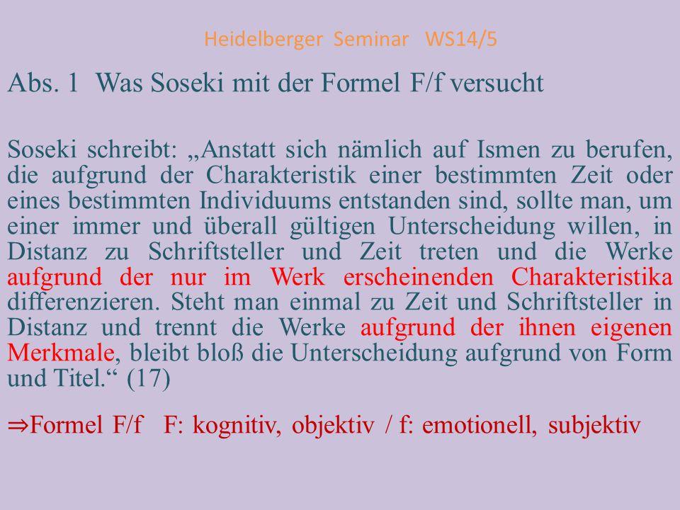 Heidelberger Seminar WS14/5 Abs.