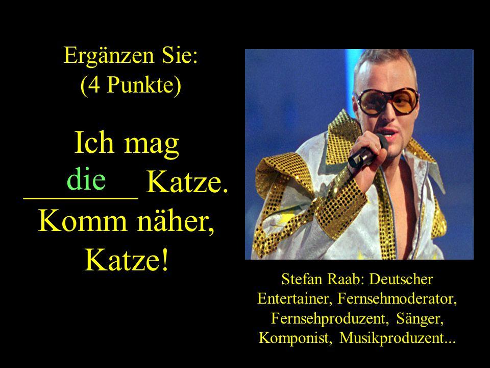 Stefan Raab: Deutscher Entertainer, Fernsehmoderator, Fernsehproduzent, Sänger, Komponist, Musikproduzent...