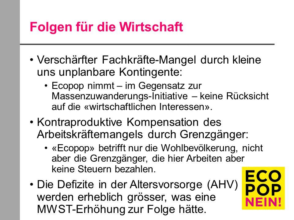 Weitere Informationen www.ecopopnein.ch www.facebook.com/ecopopnein