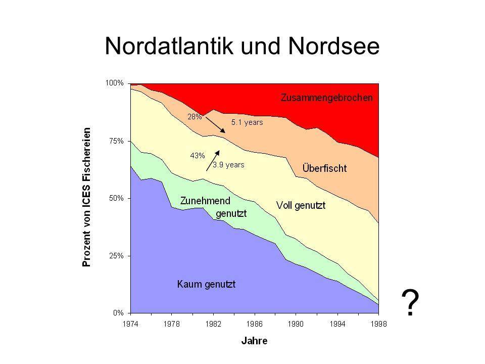 Nordatlantik und Nordsee ?