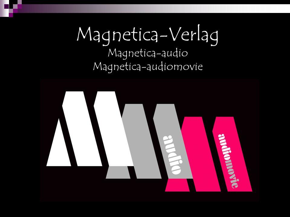 Magnetica-Verlag Magnetica-audio Magnetica-audiomovie
