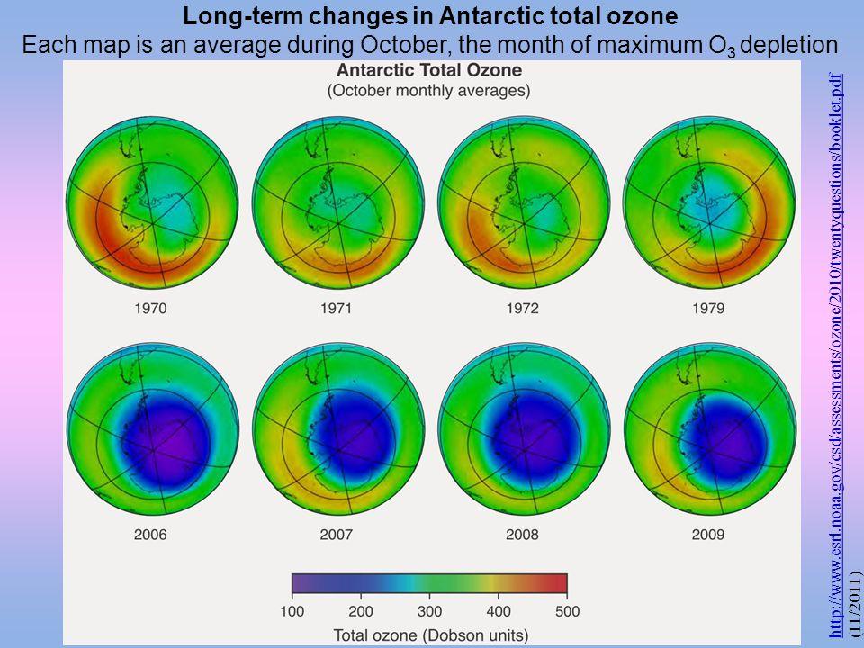 http://www.esrl.noaa.gov/csd/assessments/ozone/2010/twentyquestions/booklet.pdf http://www.esrl.noaa.gov/csd/assessments/ozone/2010/twentyquestions/bo