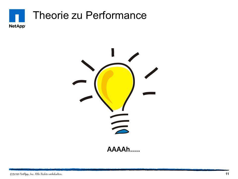 11 Theorie zu Performance AAAAh.....