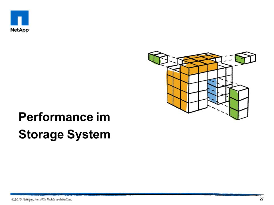 27 Performance im Storage System