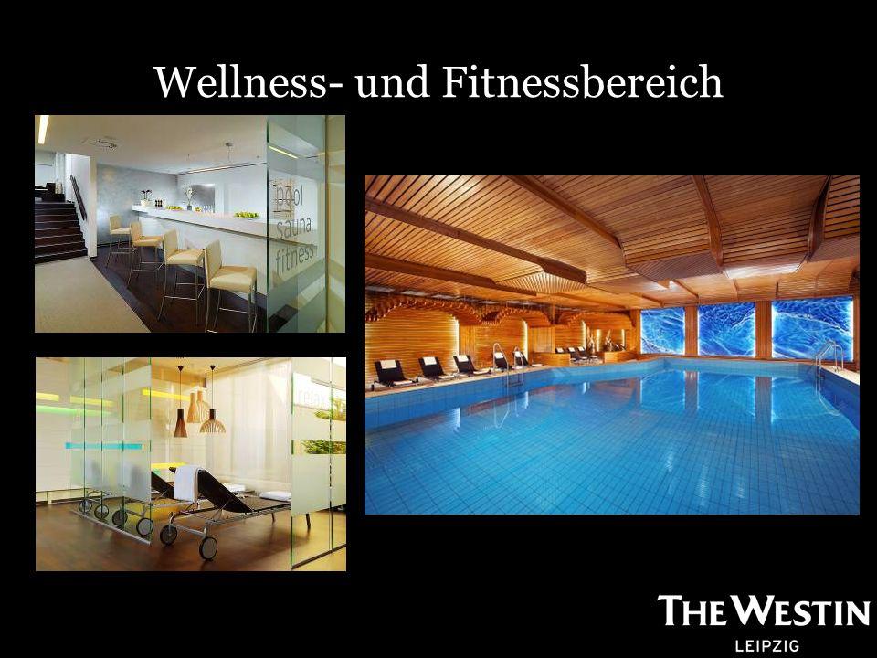 Wellness- und Fitnessbereich