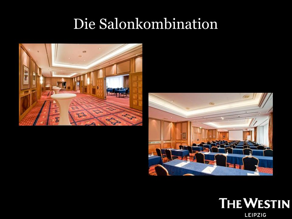 Die Salonkombination
