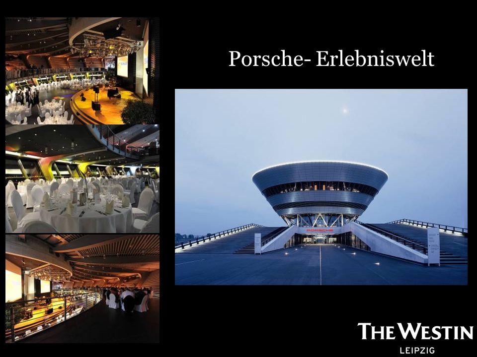 Porsche- Erlebniswelt