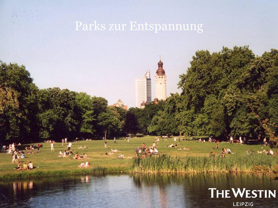 Parks zur Entspannung