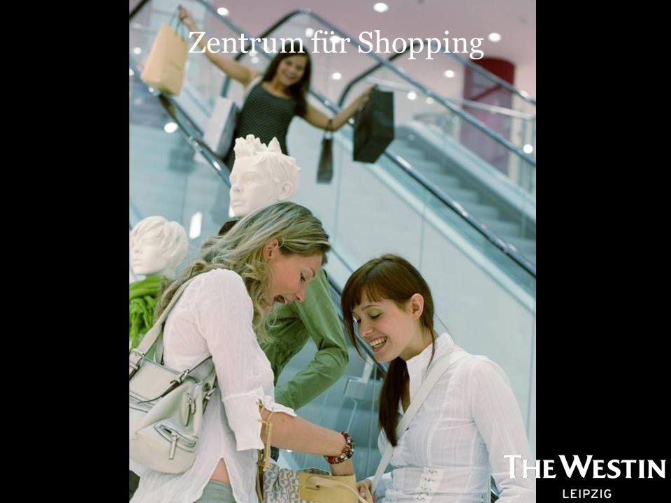 Zentrum für Shopping