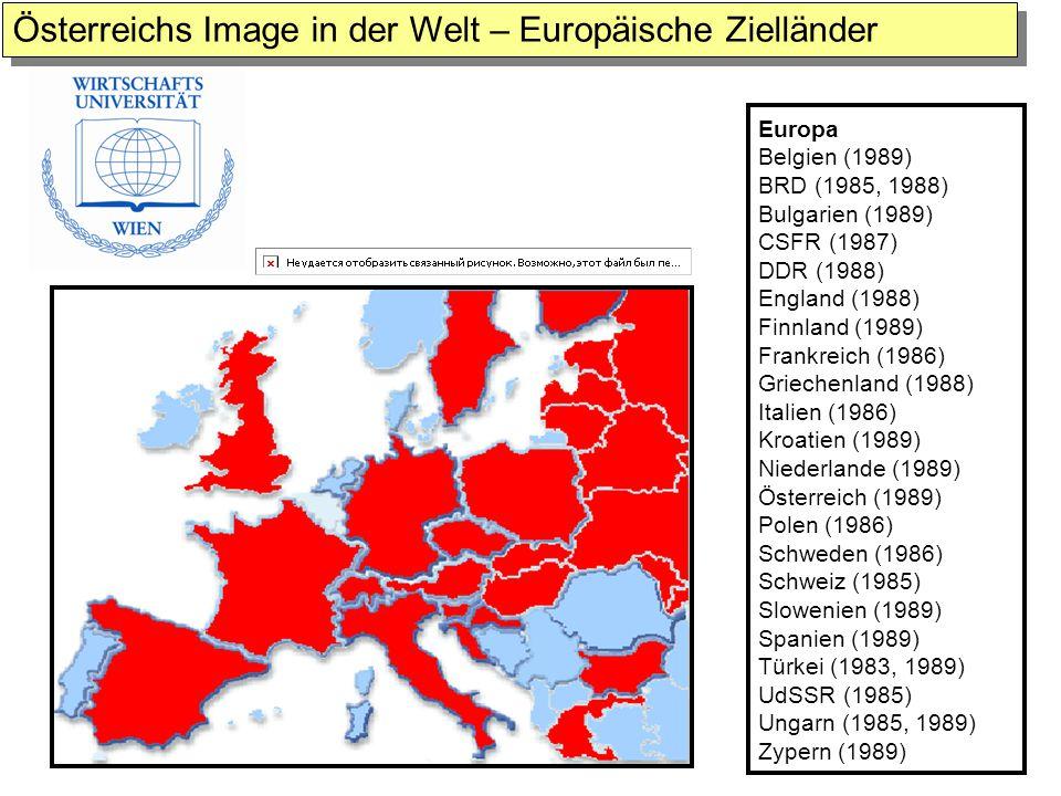 Europa Belgien (1989) BRD (1985, 1988) Bulgarien (1989) CSFR (1987) DDR (1988) England (1988) Finnland (1989) Frankreich (1986) Griechenland (1988) It