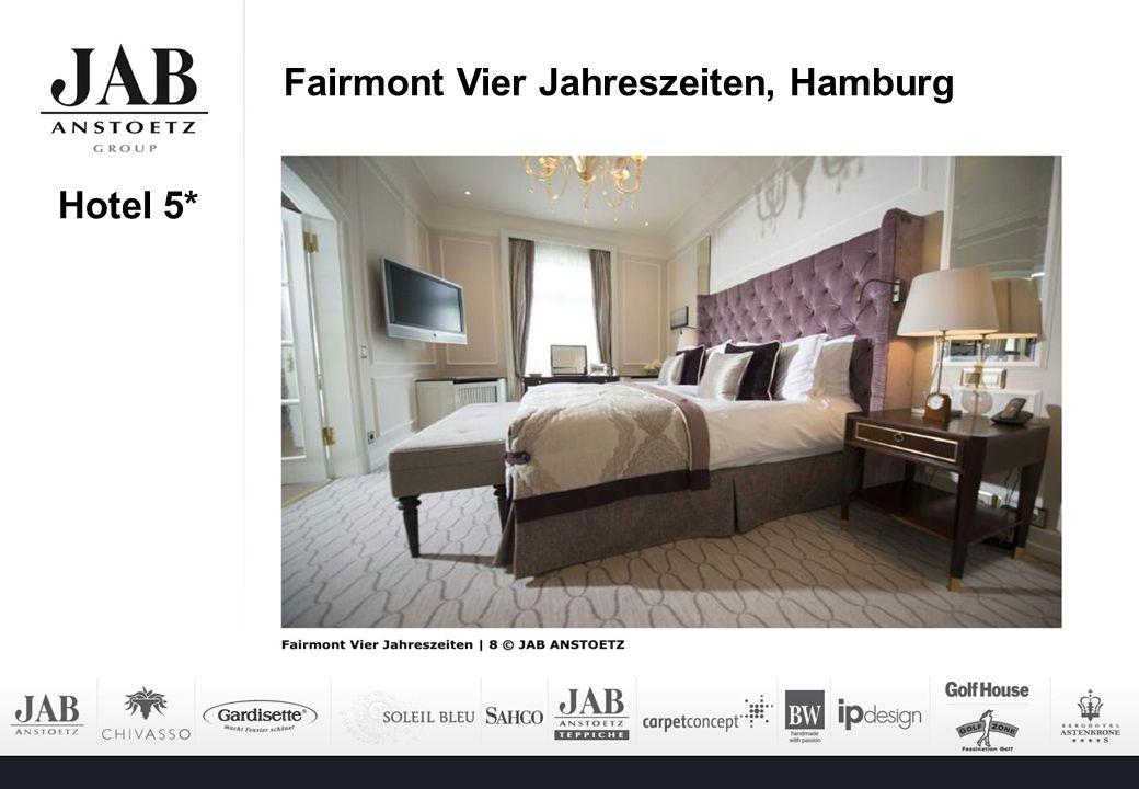 Fairmont Vier Jahreszeiten, Hamburg Park Hotel, Vitznau Hotel 5*
