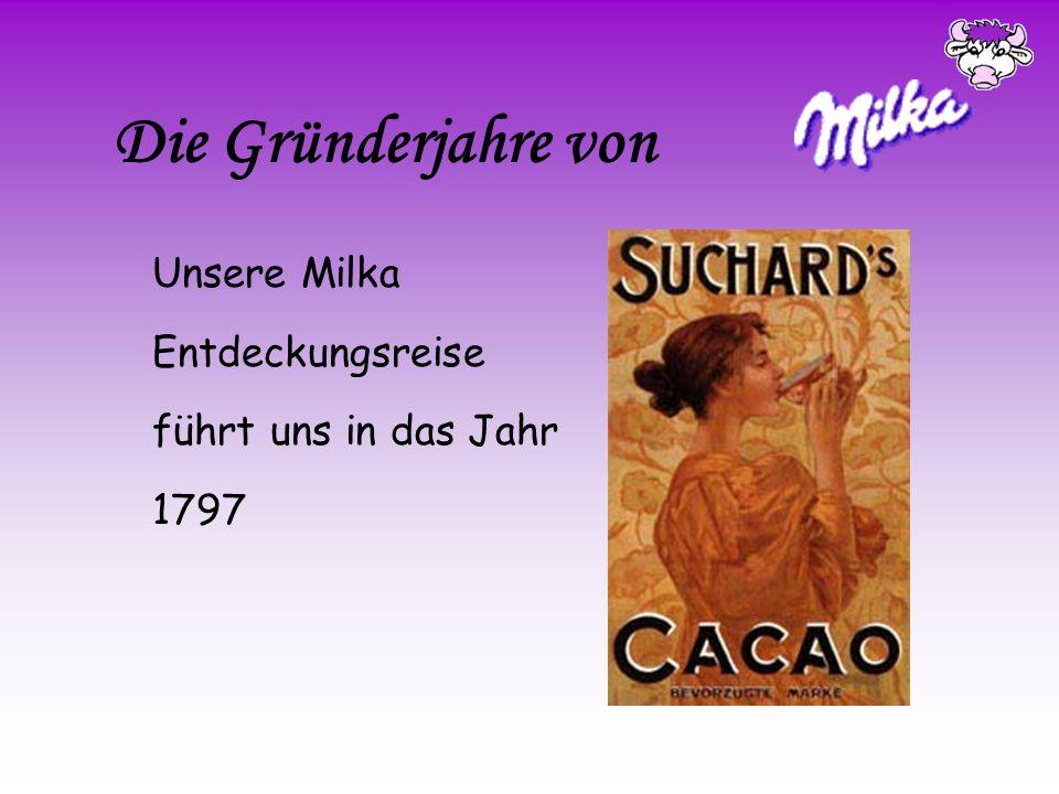 Im Tal der lila Kühe Von der Kakaobohne bis zur Schokolade www.milka.at