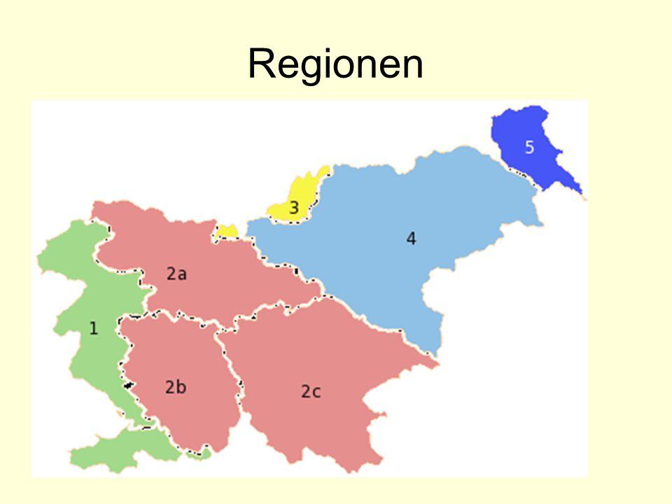 Regionen