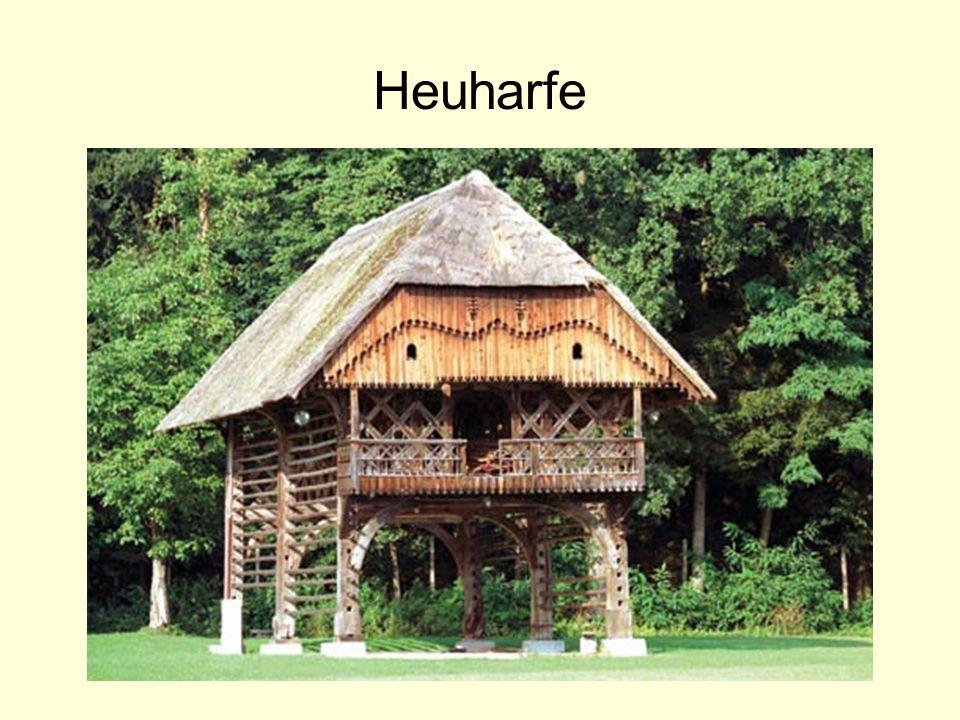 Heuharfe