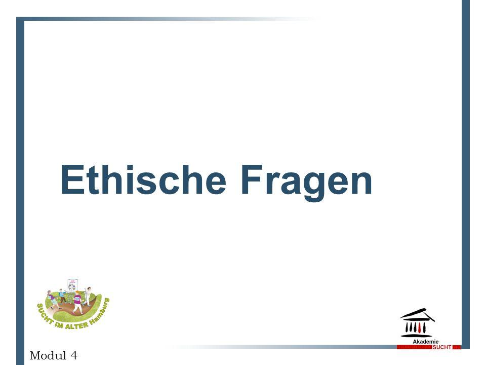 Ethische Fragen GESCHÄFTSPLANPRÄSENTATION Modul 4