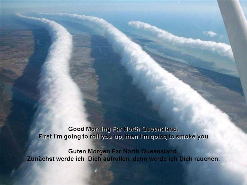 Good Morning Far North Queensland.