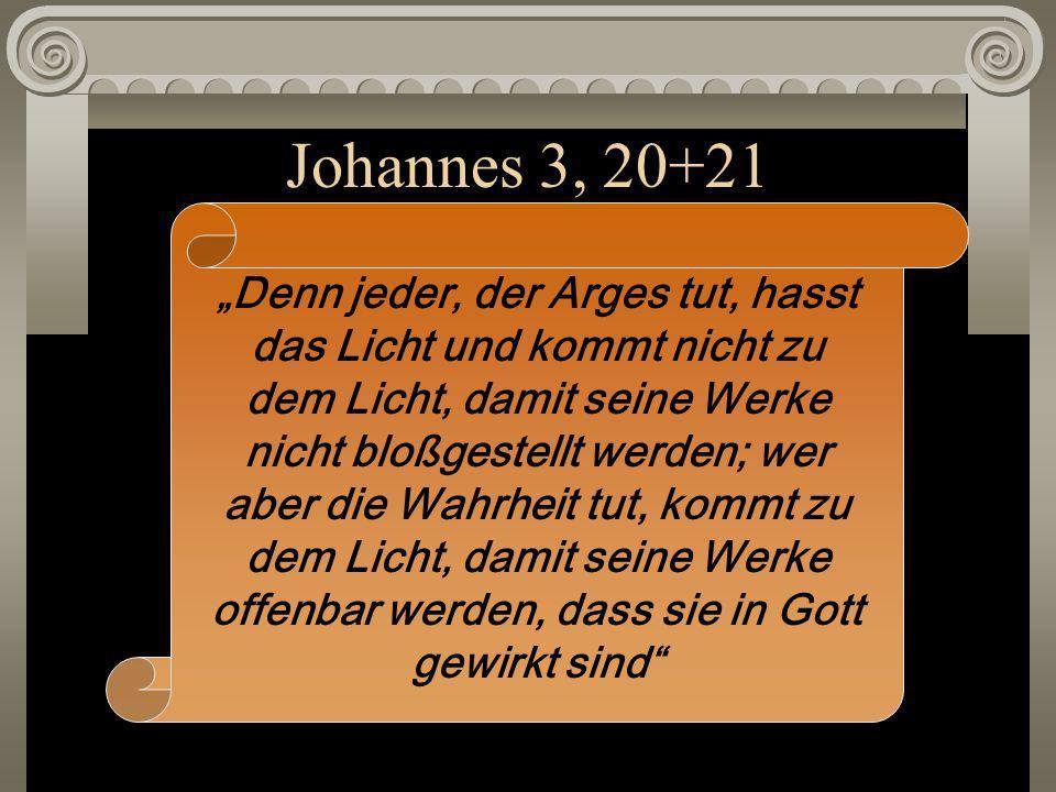 Licht laut der Bibel ist also... ERLÖSUNG! LEBEN! EWIGKEIT!