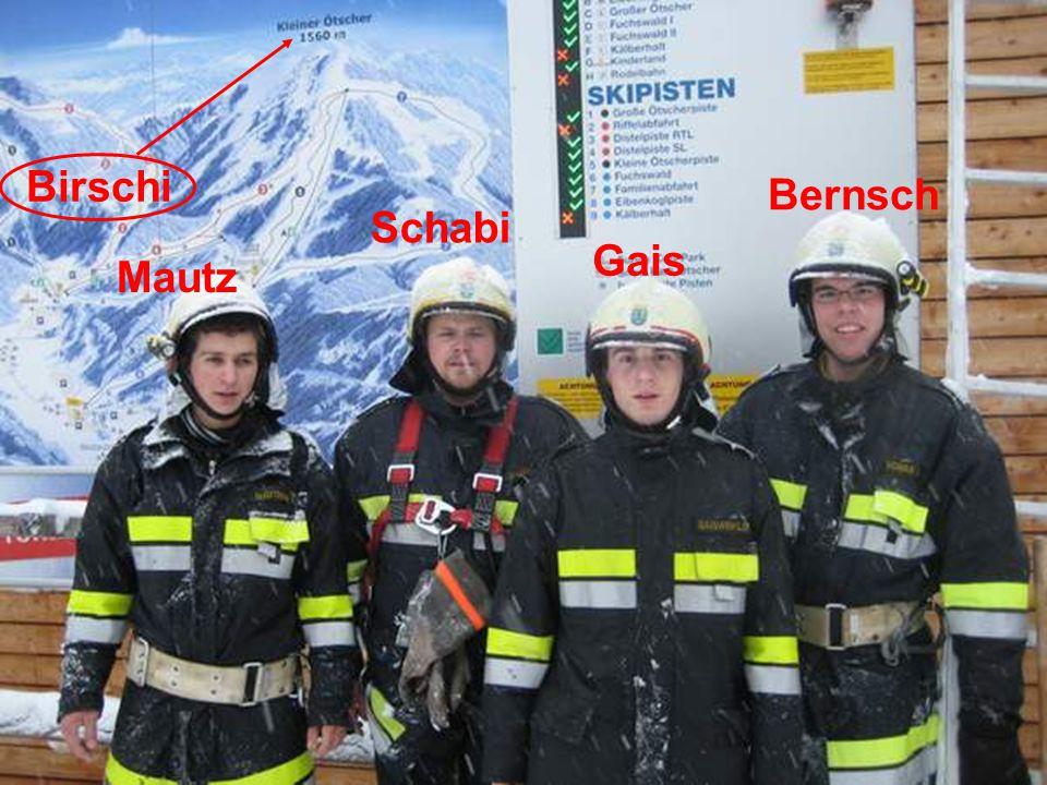 Schabi Bernsch Gais Mautz Birschi