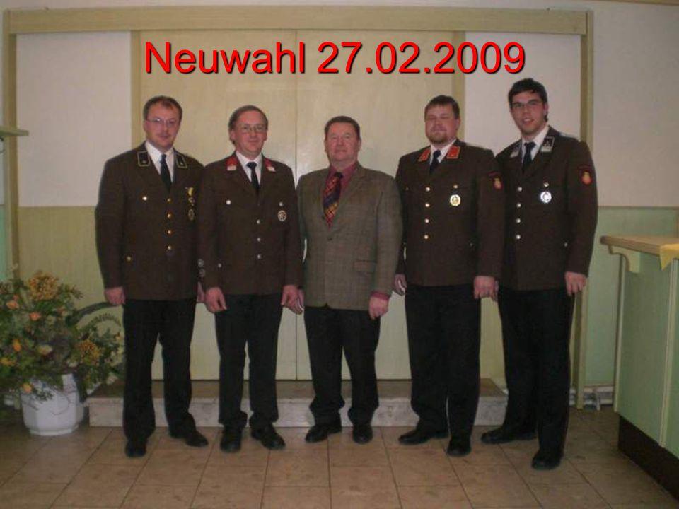 Neuwahl 27.02.2009