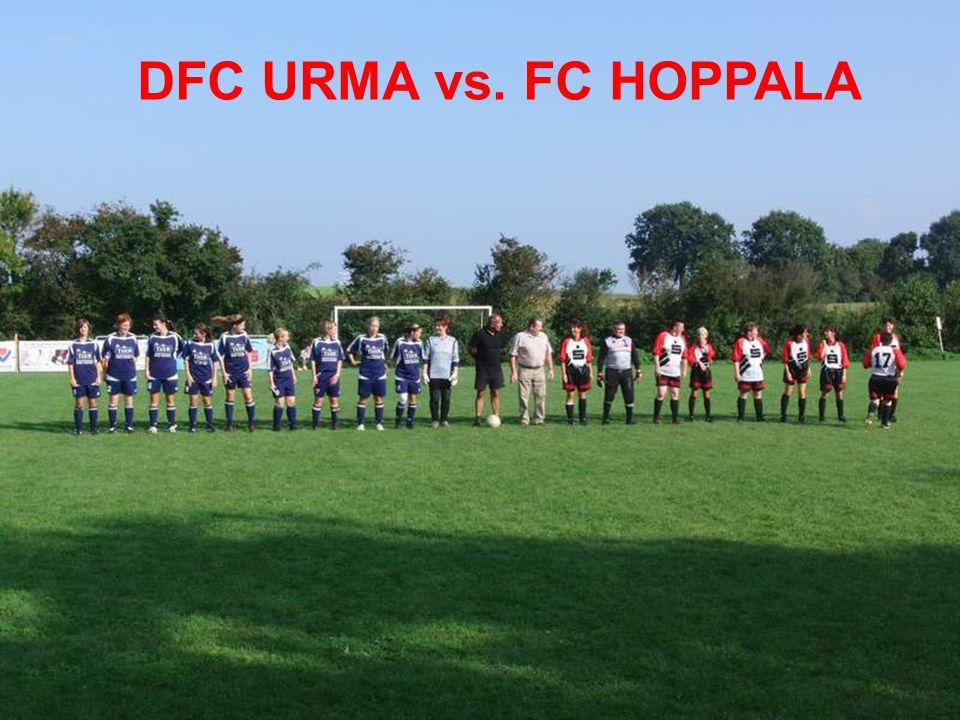 DFC URMA vs. FC HOPPALA