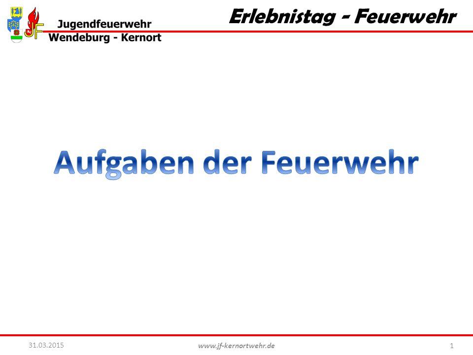 www.jf-kernortwehr.de 1 31.03.2015 Erlebnistag - Feuerwehr