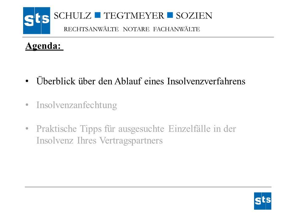 Die Insolvenz im Bauvertrag (s.