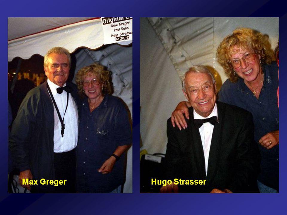 Hugo StrasserMax Greger