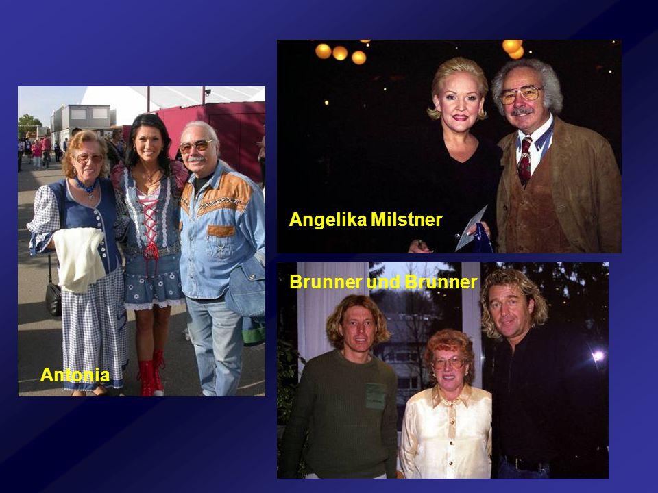 Angelika Milstner Antonia Brunner und Brunner