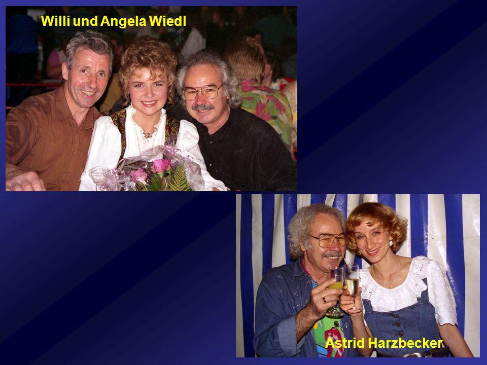 Astrid Harzbecker Willi und Angela Wiedl