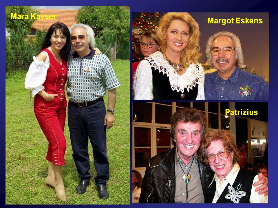 Patrizius Margot Eskens Mara Kayser