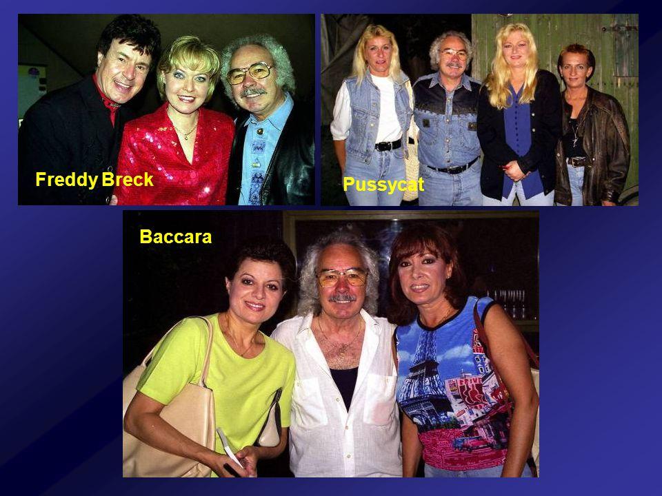 Baccara Freddy Breck Pussycat