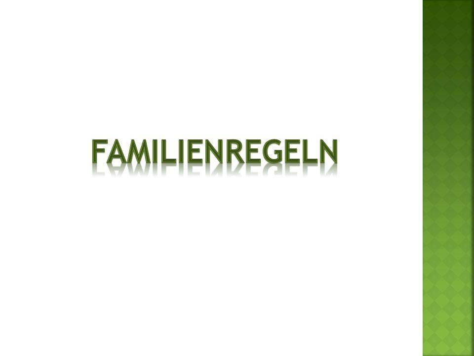 Rekapituliere !  Bei Maria…/ In der Familie 1…  Bei Peter…/In der Familie 2…
