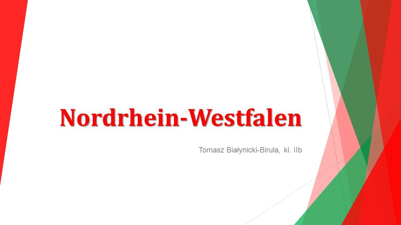 Nordrhein-Westfalen Tomasz Białynicki-Birula, kl. IIb
