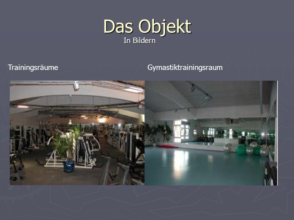 Das Objekt TrainingsräumeGymastiktrainingsraum In Bildern