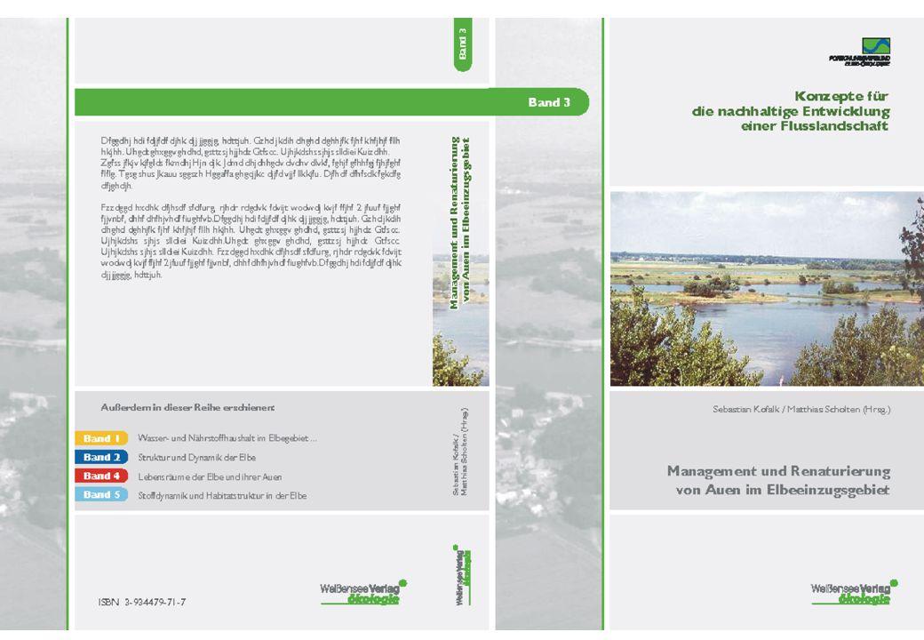Bundesanstalt für Gewässerkunde Projektgruppe Elbe-Ökologie PG-Elbe@bafg.de